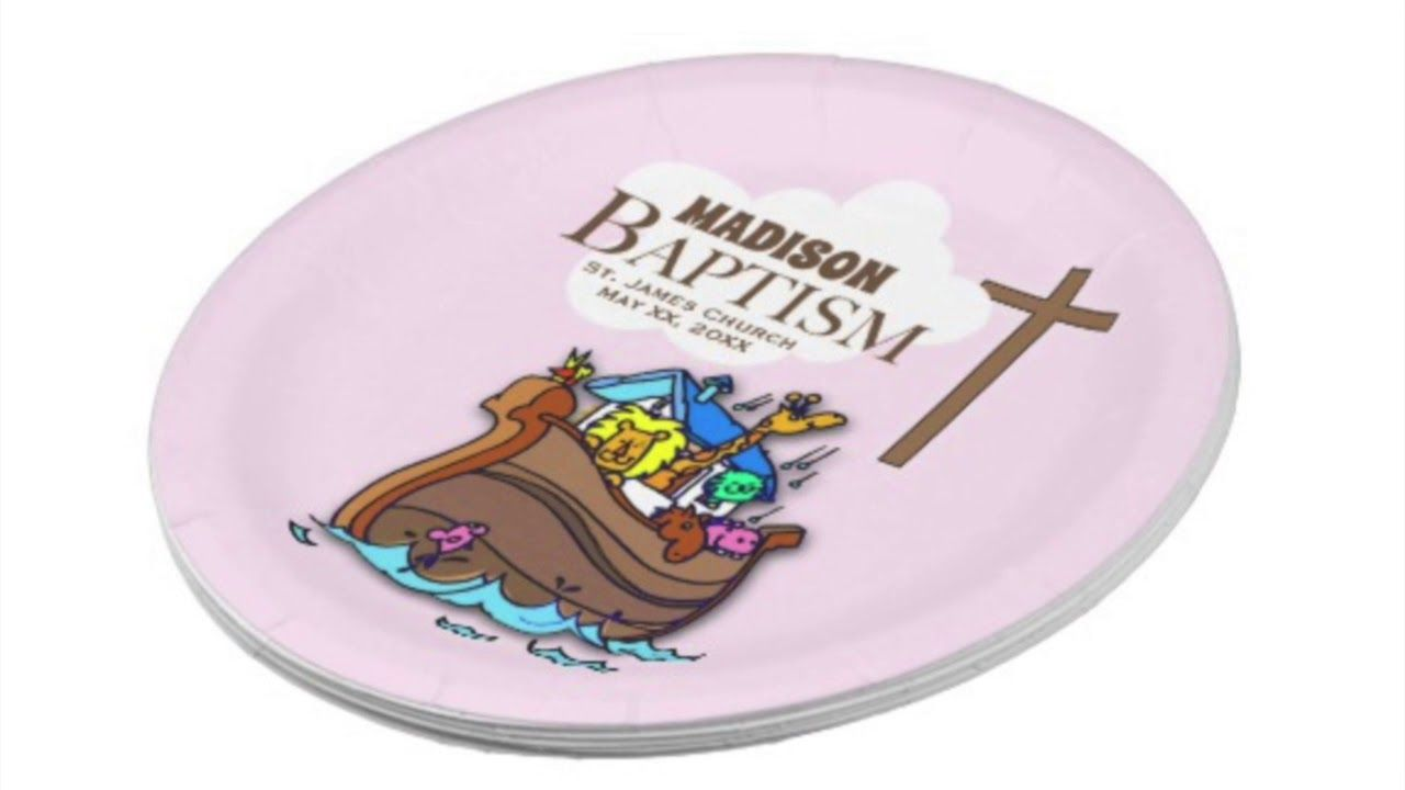Baptism Cards And Gifts And Party Supplies For Baby Boy Or Girl
