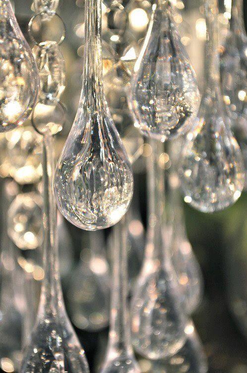 Chandelier droplets murals pinterest water droplets chandelier droplets mozeypictures Choice Image