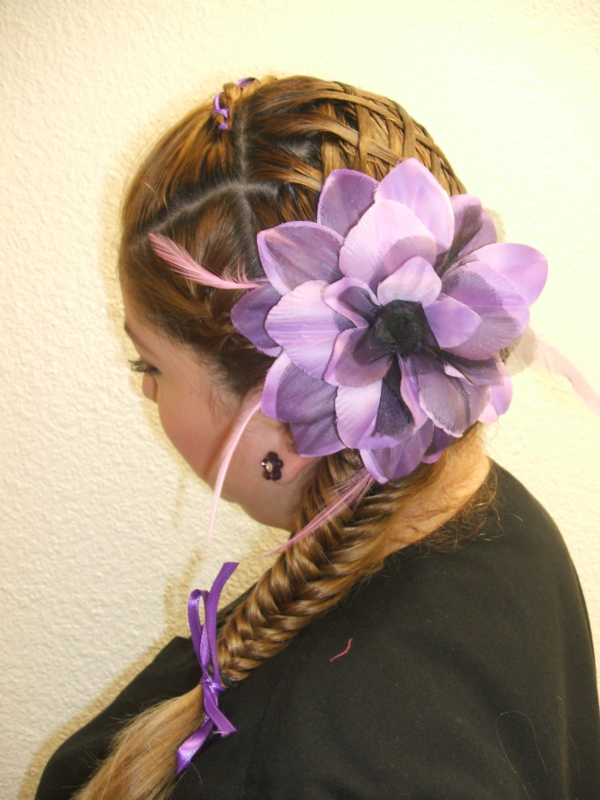 BRAIDS by students at our North Austin campus.  For more pictures check out www.Facebook.com/BellaBeautyCollege