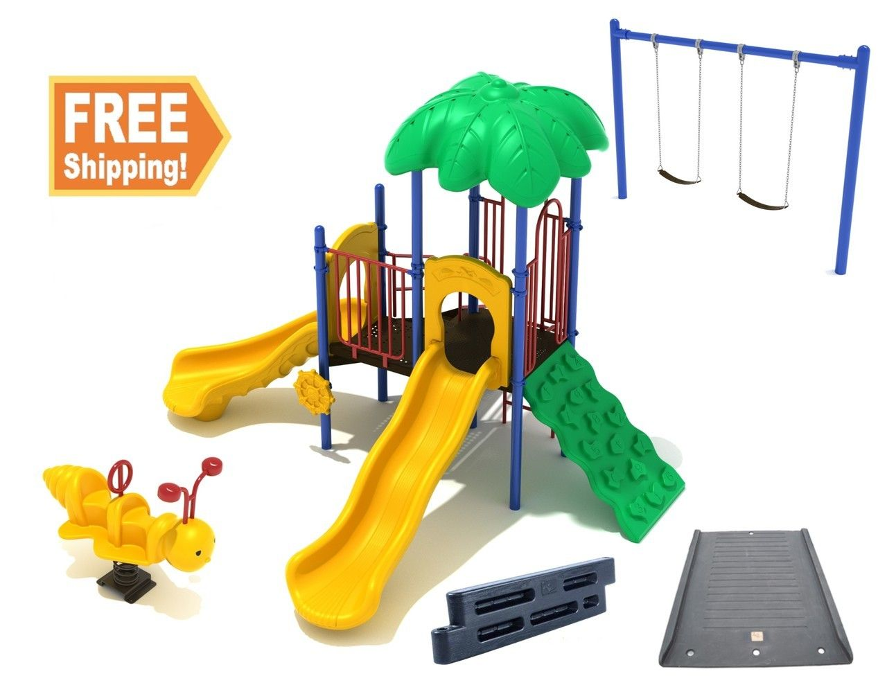 Play Package 005 Neutral color scheme, Play structure