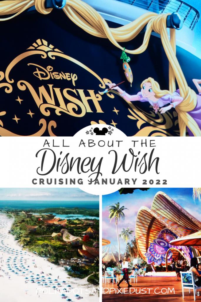 Disney Wish Cruise Ship Guide Disney Wishes Disney Cruise Line Disney Cruise Ships