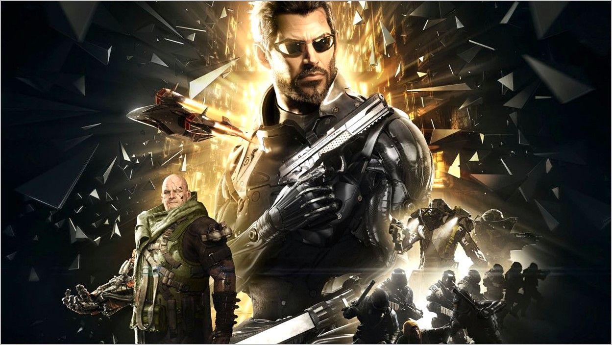 Deus Ex Mankind Divided Wallpaper 4k Deus Ex Mankind Deus Ex Deus Ex Mankind Divided