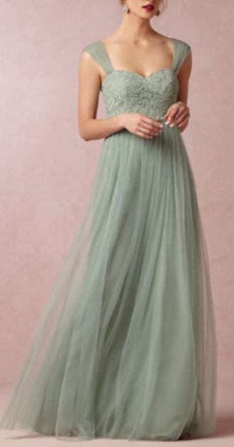 299142b9cc7 gorgeous sea foam green chiffon gown