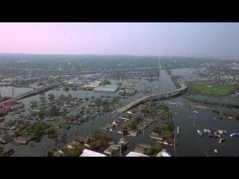 HURRICANE ON THE BAYOU Official Movie Trailer HD -- IMAX film narrated by Meryl Streep