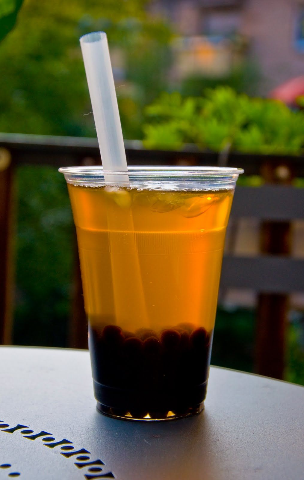 i bought tapioca pearls at uwajimaya today and just ordered boba straws online hello bubble tea bubble drink bubble tea grapefruit tea i bought tapioca pearls at uwajimaya