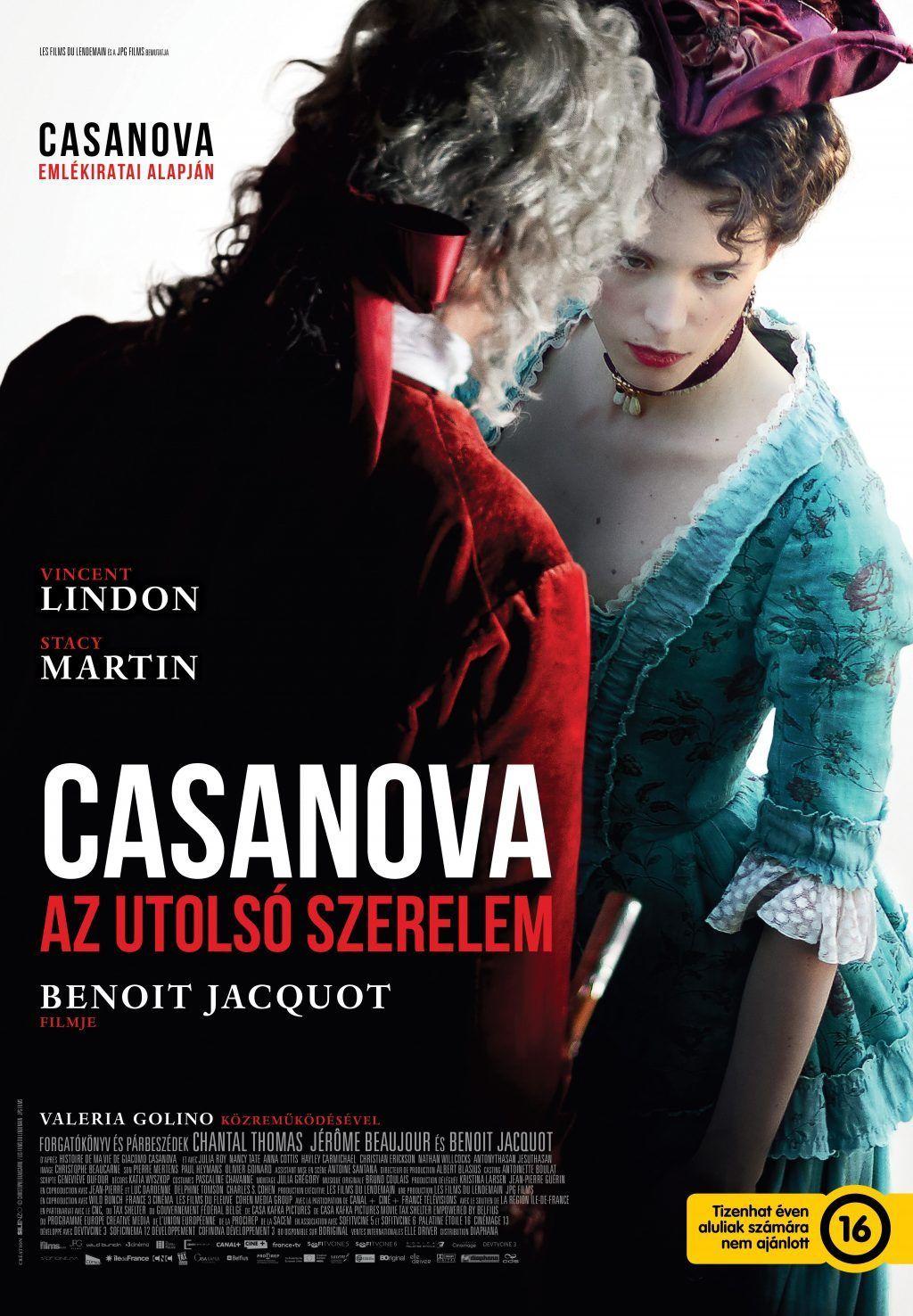 Casanova Az Utolso Szerelem Dernier Amour 2019 Film Stacy Martin Chantal Film