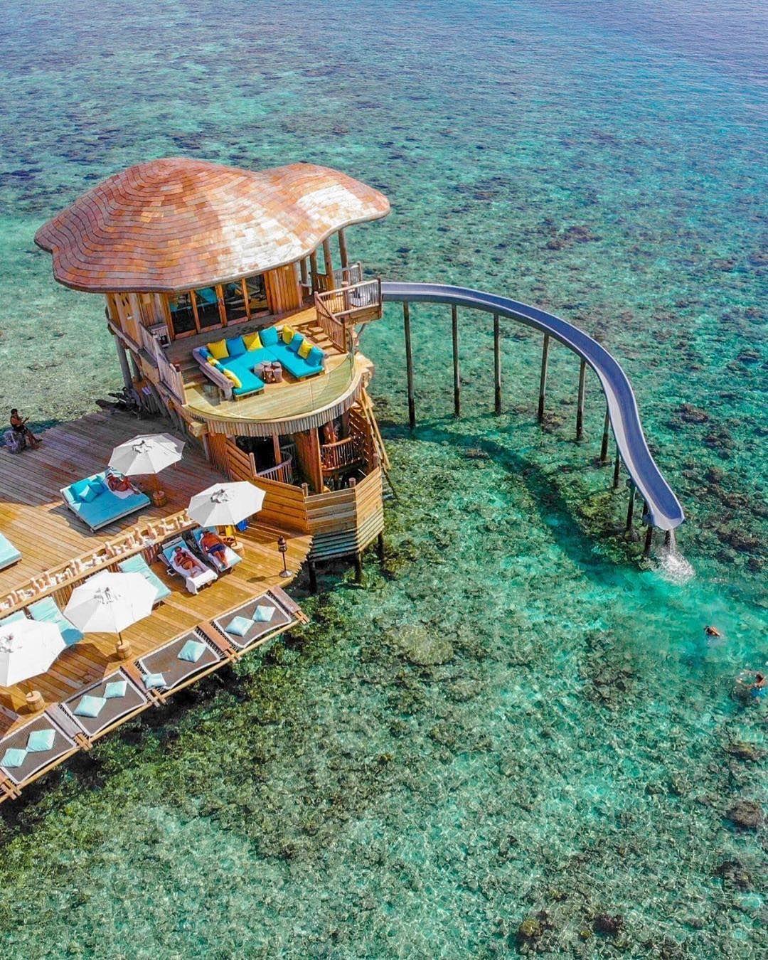 Maldives On Instagram Soneva Fushi Maldives Photo