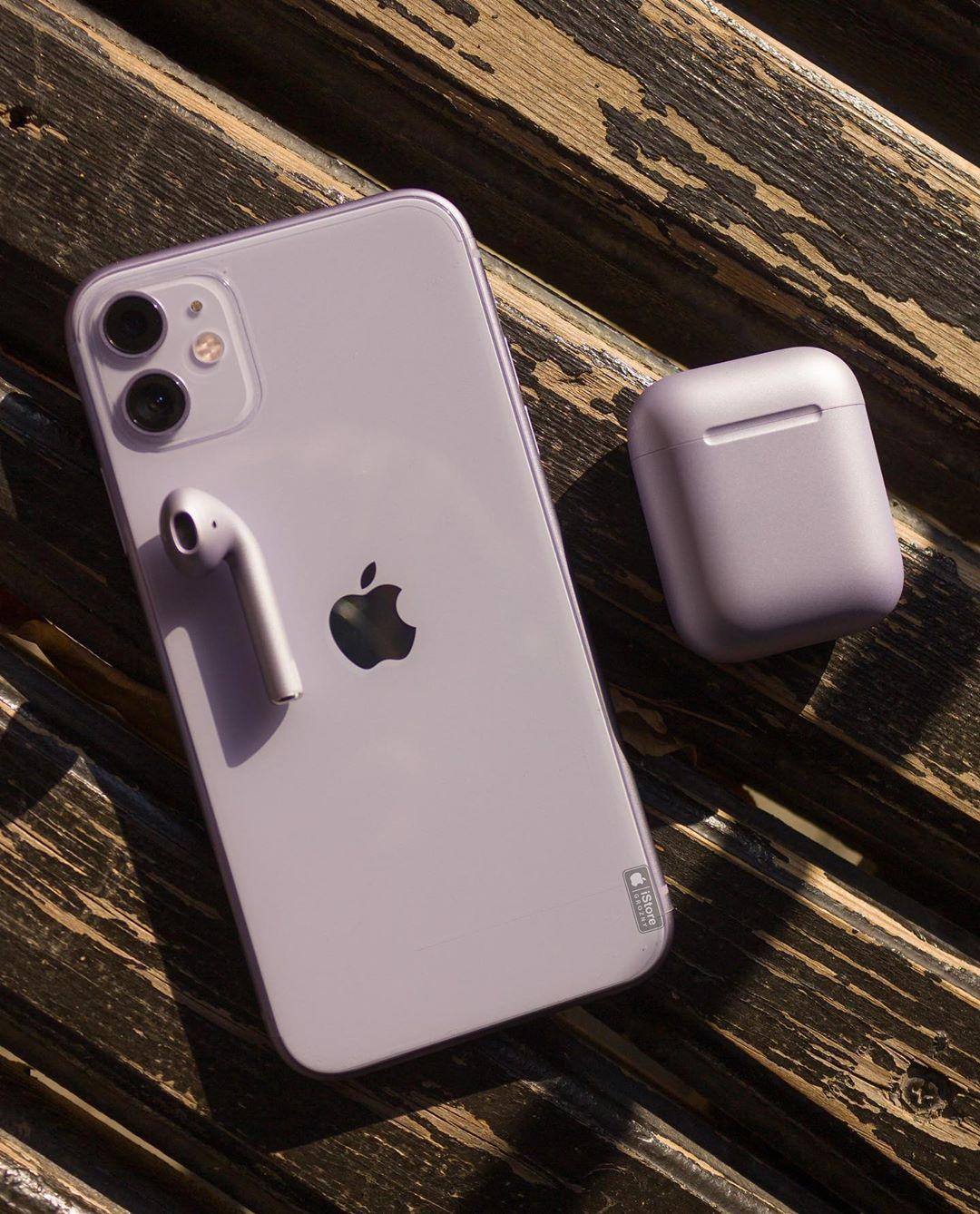 11 Airpods 2 Purple Iphone 11 55 500 Airpods 2 13