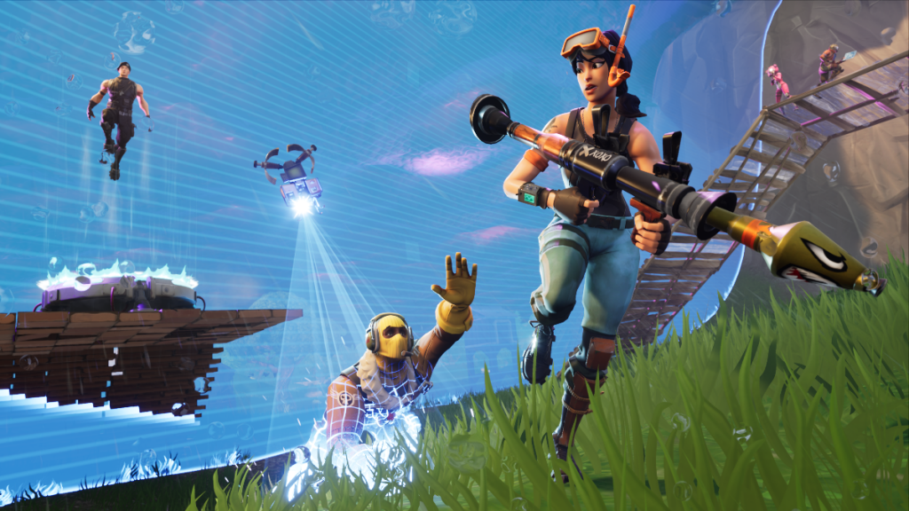 Fortnite Bug Leaves Players Without A Hope Of Getting Revived A Bug In Fortnite Is Leaving Players In An Awkward Spot S Fortnite Battle Royale Game Epic Games