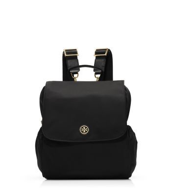 For Me Tory Burch Travel Nylon Baby Backpack