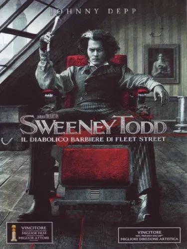 Sweeney Todd Il Diabolico Barbiere Di Fleet Street Disco Singolo Italian Edition Sweeney Todd Fleet Street Full Movies Online Free