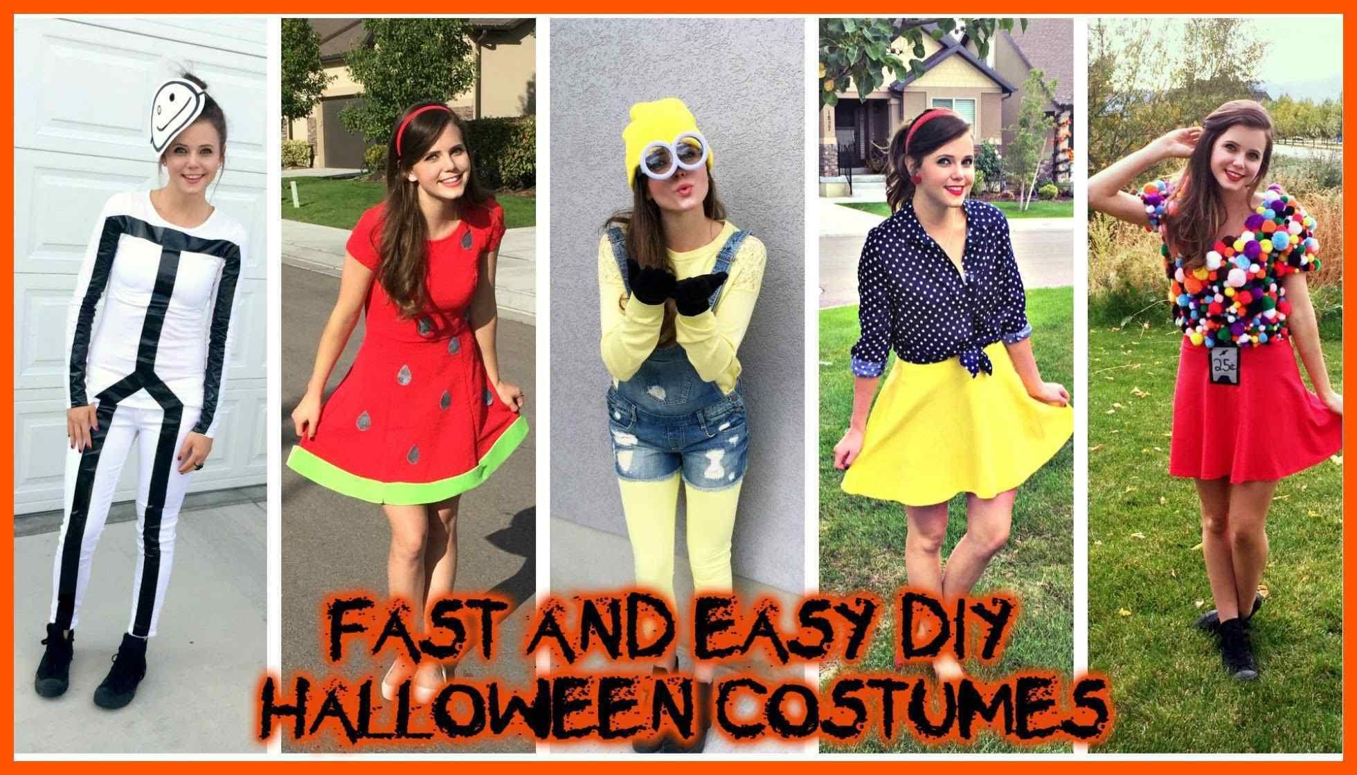secrets to unique easy disney costumes diy last minute for women