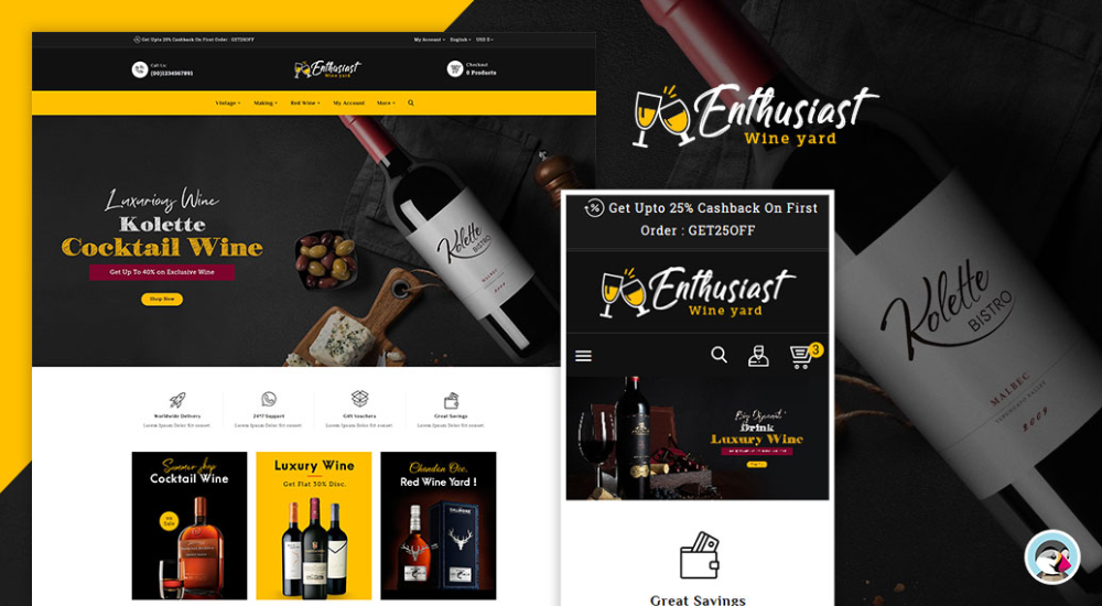 24 Best ecommerce template shops for August 2020