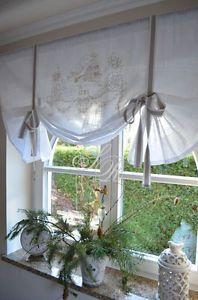 Raffgardine-140cm-Anno-1781-Shabby-Chic-Gardine-Landhausgardine-Romantik