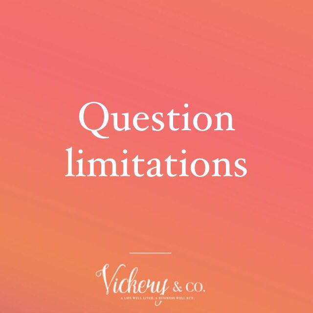 We create our own reality. #Changethefuture #bebold #bebrave #bepowerful #question #HeatherVickery #VickeryandCo #sucesscoach #transformation www.vickeryandco.com
