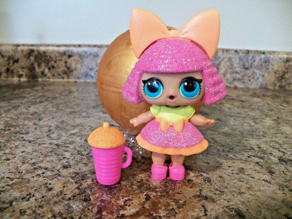 NO BALL ORIGINAL LOL Surprise Dolls Glitter Series Cosmic Queen Glitter Ultra