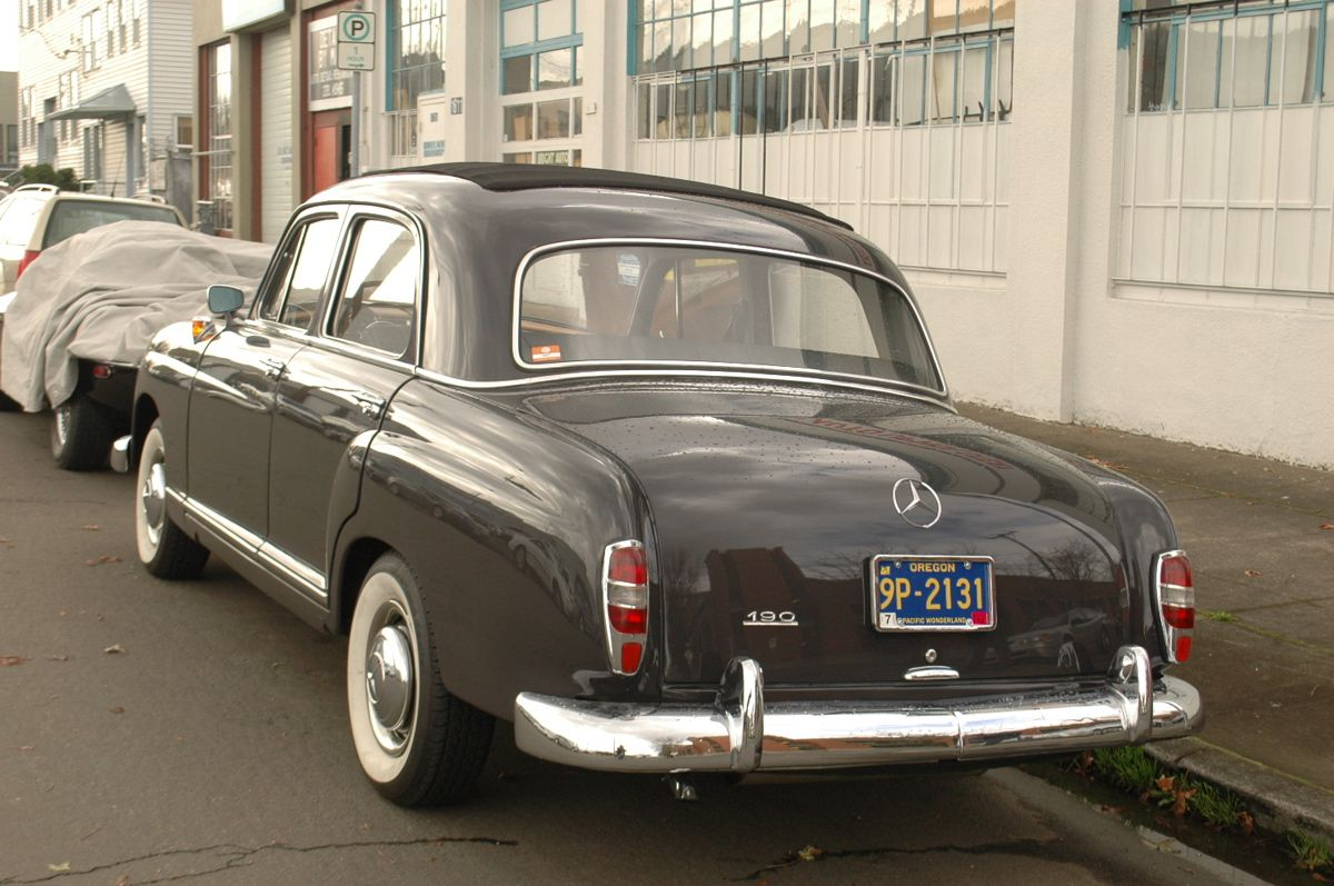 Documenting And Celebrating The Forgotten Daily Drivers And Automotive Workhorses Of Portland Oregon Mercedes Benz 190 Mercedes Benz Mercedes Benz Classic