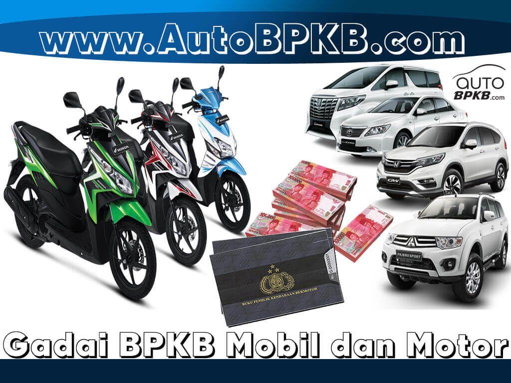 Tempat Gadai BPKB Jakarta | Pinjaman Jaminan BPKB Mobil ...