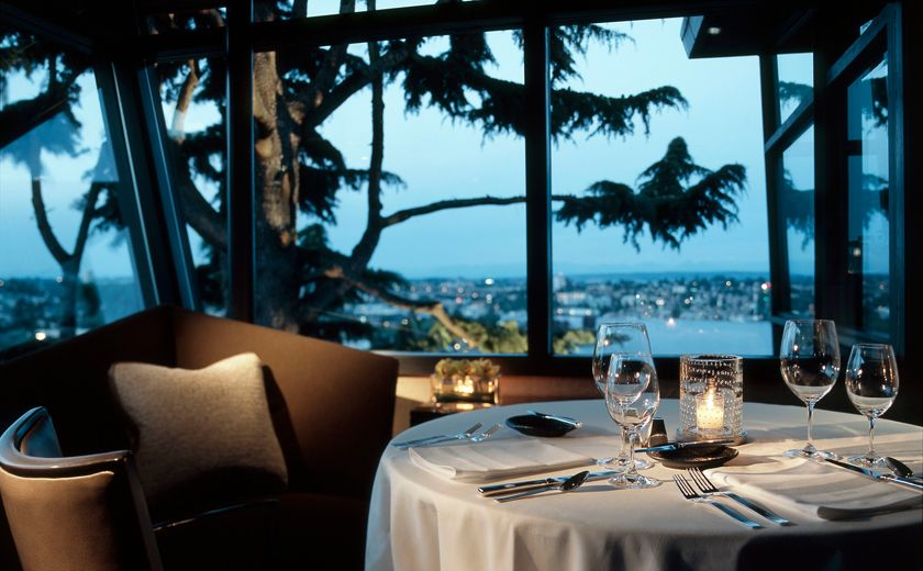 Canlis The Hubby Reserved The Private & Romantic Caché Room For Custom Private Dining Rooms Seattle Design Decoration