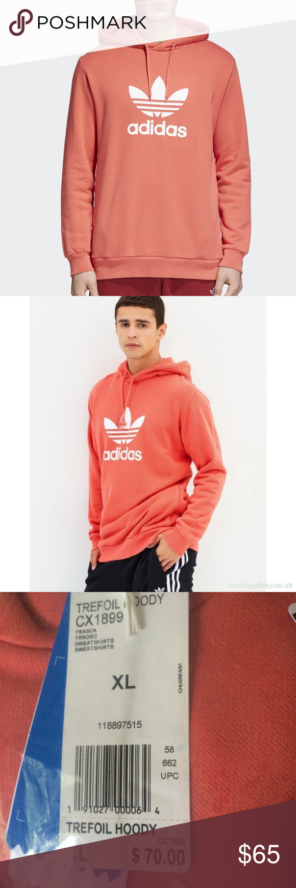 Rare Color Adidas Hoodie Mens Xl Sweatshirt Nwt Sold Out At Pacsun This Color Is Part Of The Adicolor Line From Ad Adidas Hoodie Mens Adidas Hoodie Sweatshirts [ 1740 x 580 Pixel ]