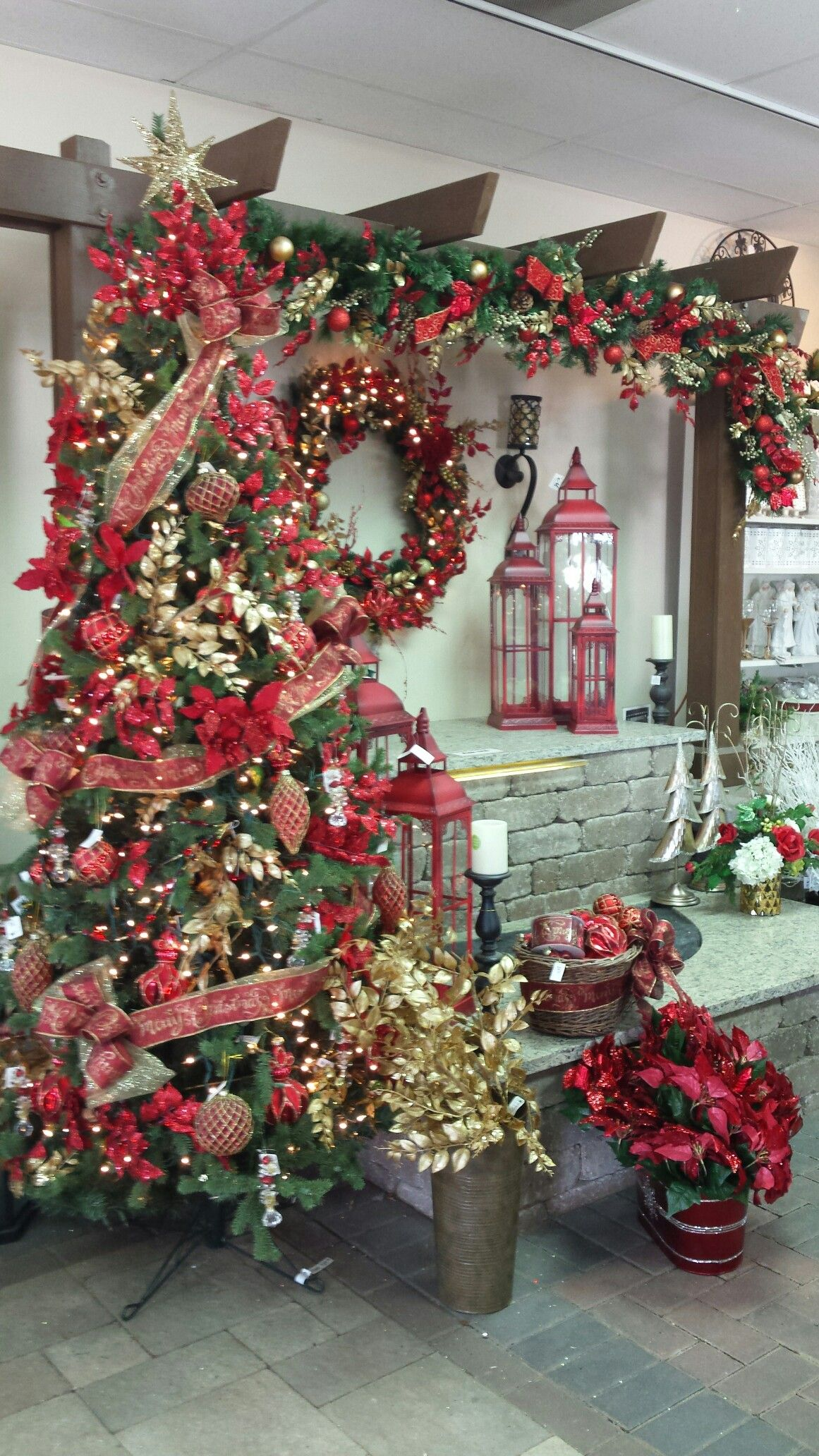 Christmas decorations image by Melissa Haas on Grieder