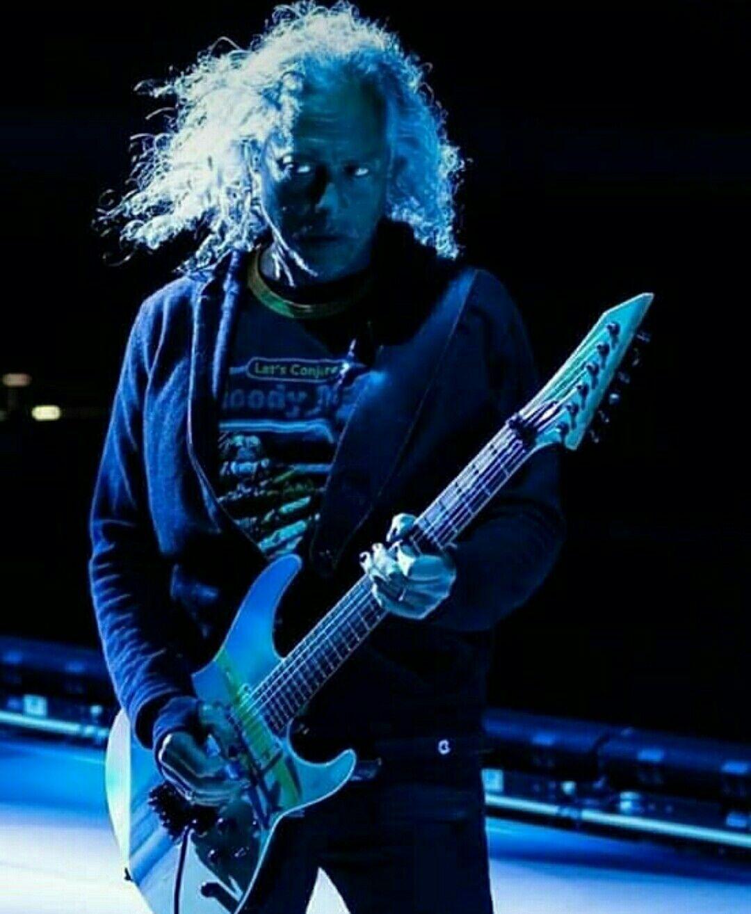 Pin by John Ryan on Metallica in 2019 | Metal bands, Kirk