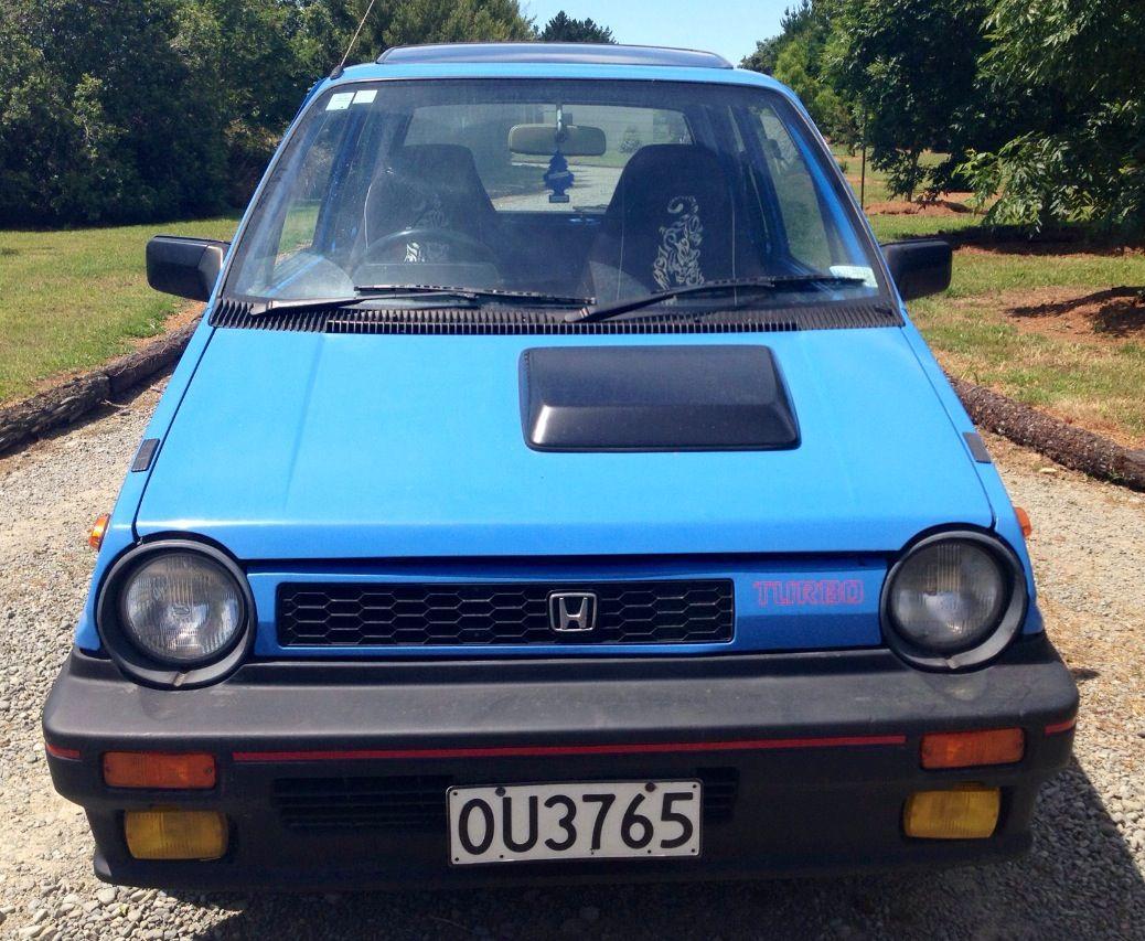 Honda City Turbo 1983 | Honda city, Honda, Honda cars