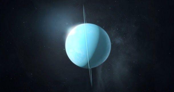 Descoberto planeta semelhante a Úrano a 25.000 anos-luz