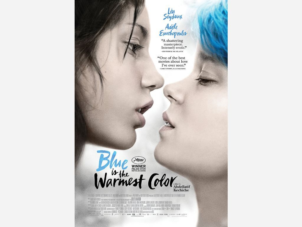 Blue Is The Warmest Color Adele S Life Is Changed When