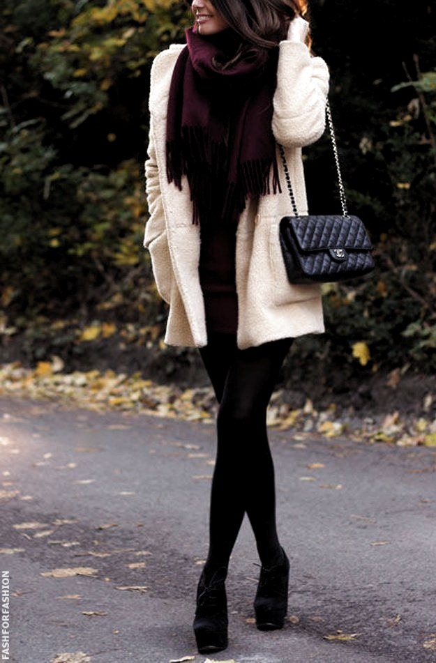 Chic & Comfortable Thanksgiving Outfit Ideas for Women 2015 | Best Fashion Style Chic & Comfortable Thanksgiving