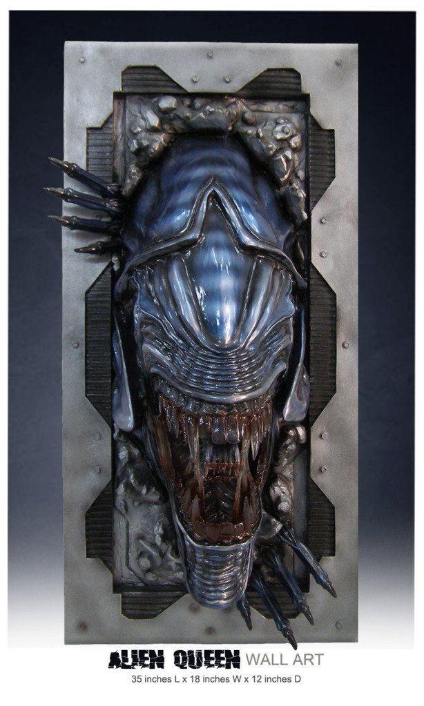 Alien Ellen Ripley Xenomorph Prometheus Giger Space Jockey Mother Warrior Space Astronaut Art Movie Alien Art Alien Concept Art Alien Vs Predator