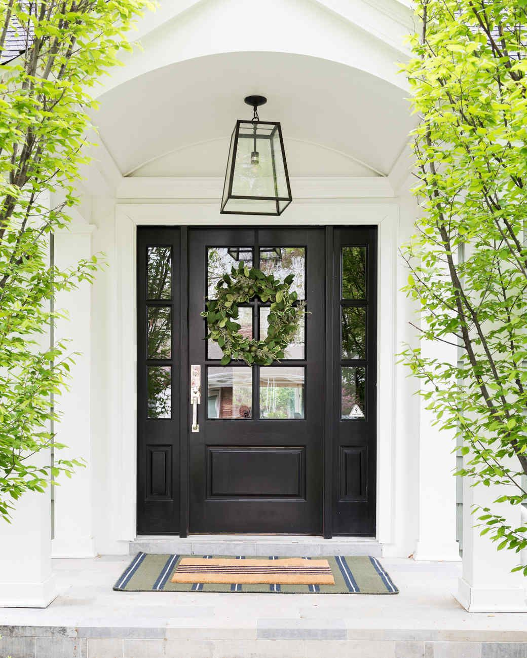 Nine Creative Ways To Increase Your Home S Curb Appeal Beautiful Front Doors Front Door Inspiration Front Porch Ideas Curb Appeal