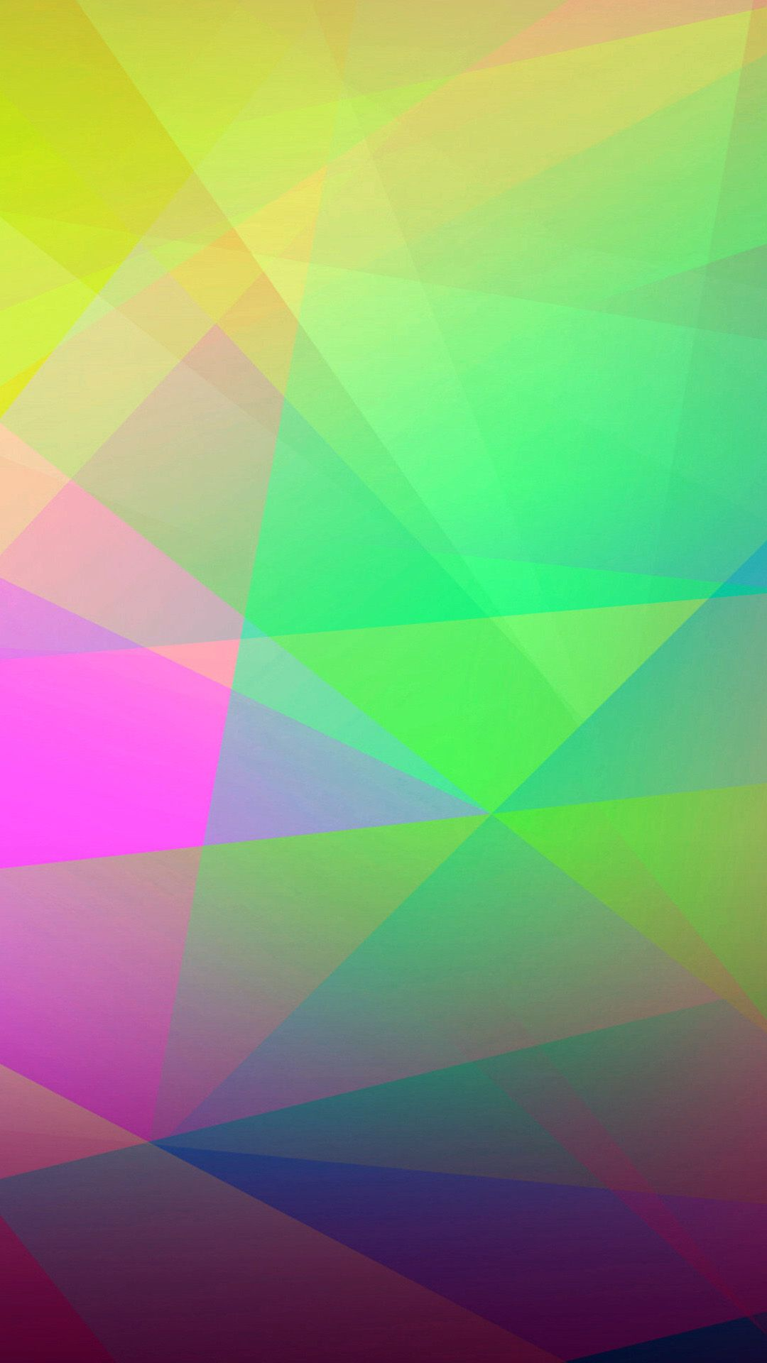 Abstract Colorful Geometry iPhone 8 Wallpapers   Geometric ...