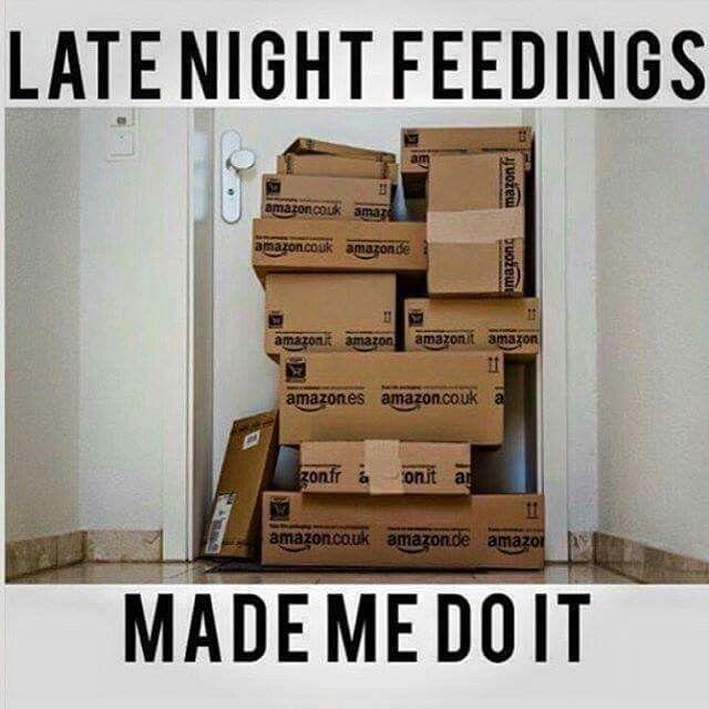 Late Night Feedings Free Amazon Products Amazon Same Day Delivery Amazon Fba