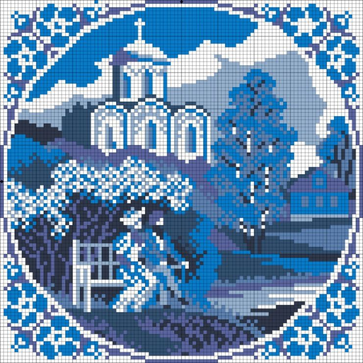 Gallery.ru / Голубые сны - 2 - lavada1