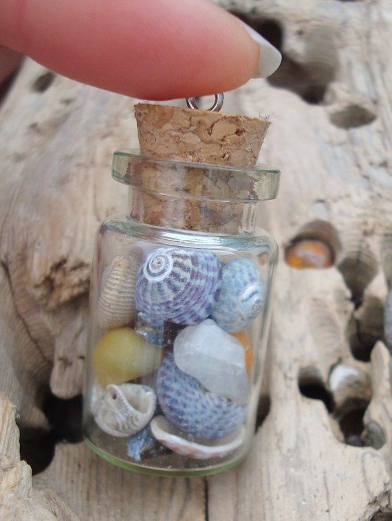 Irish Sea Shells Collection in Tiny Glass Vial Beachcomber's Treasure #irishsea Irish Sea Shells Collection in Tiny Glass Vial Beachcomber's Treasure #irishsea