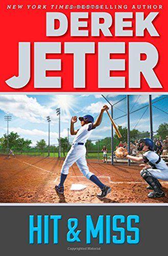 Hit & Miss (Jeter Publishing) by Derek Jeter http://www.amazon.com/dp/1481423150/ref=cm_sw_r_pi_dp_QiWCvb0MVDTW4
