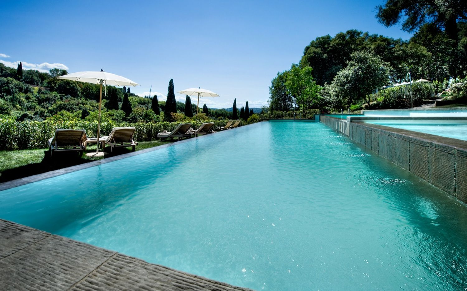Hotel florence pool florence hotels with pools florence source - Salviatino Luxury Hotel Florence