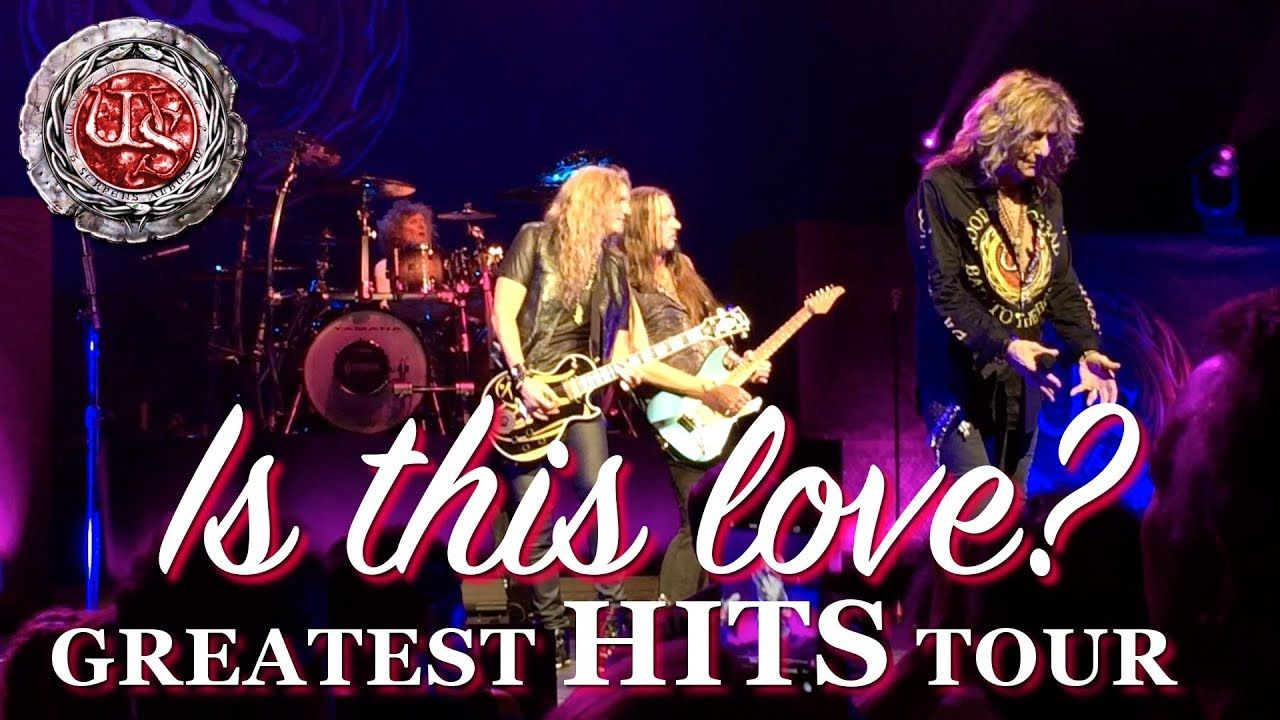 Is This Love? Whitesnake live Rose Music Huber Heights