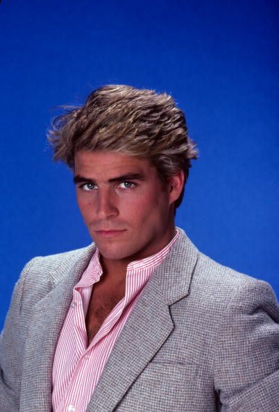Ted McGinley chest