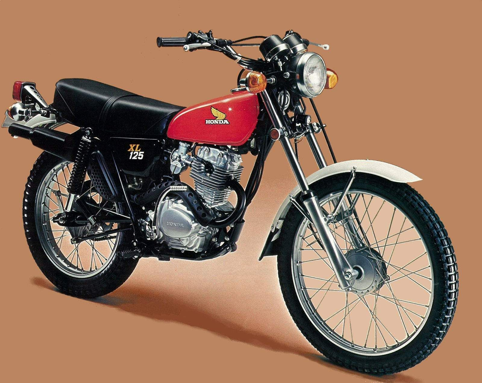 Honda Xl125s Honda Motorcycles Vintage Honda Motorcycles