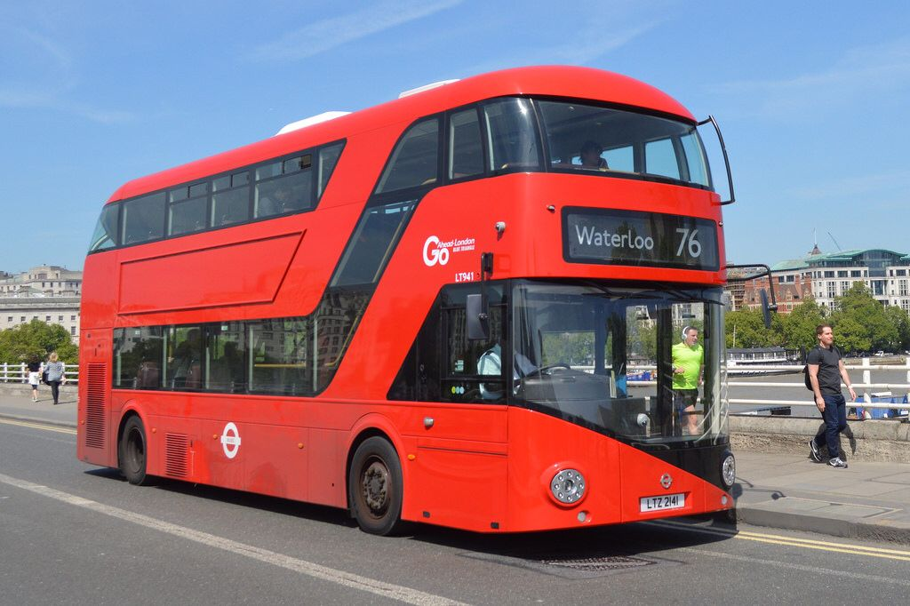 LT 941 (LTZ 2141) Go-Ahead London New Routemaster | Buses | New