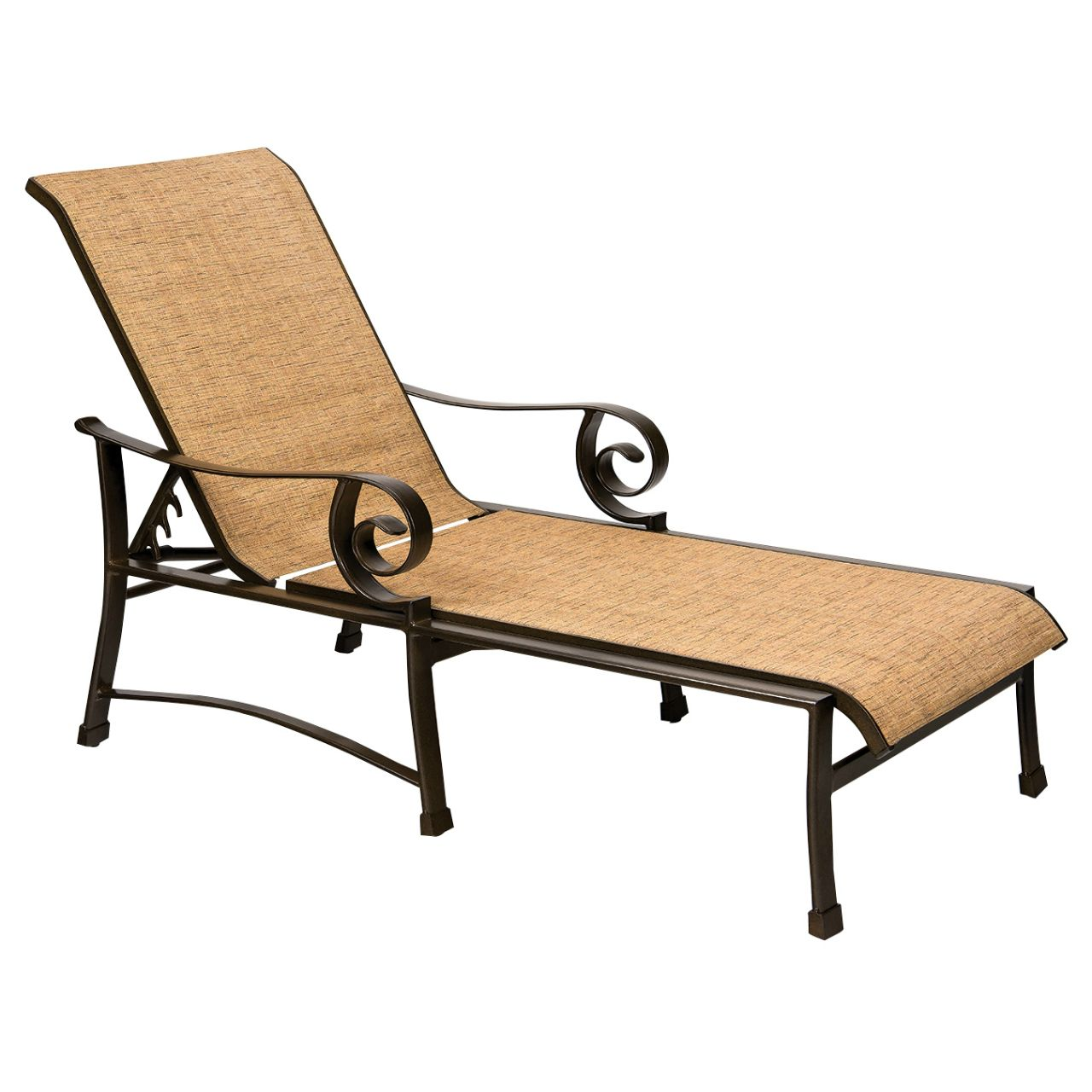 Patio Furniture Abq Nm: Santa Monica Chaise Lounge