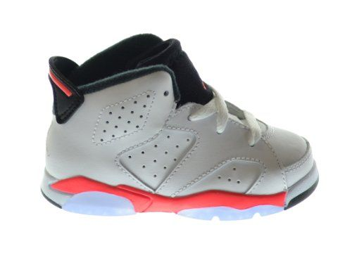 cheap for discount d8982 0bead Air Jordan 6 Retro BT Baby Toddlers Basketball Shoes ...