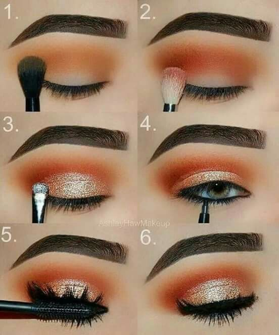 how to make perfect eye makeup