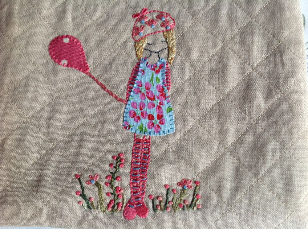 Time To Just Be Me Felt Embroidery Embroidery And Flower Fairies