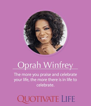 Oprah Winfrey #quotes http://quotivatelife.com/oprah-winfrey/