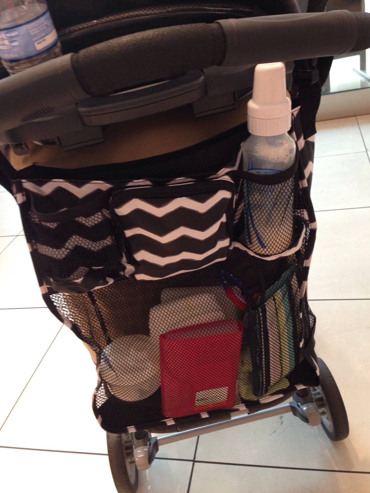 ThirtyOne Gifts On the Stroll bag. baby stroller