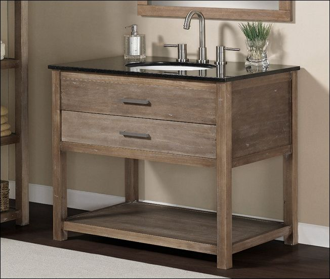 18 inch bathroom vanity with sink bathroom pinterest bathroom rh pinterest com 36 inch bathroom vanity with sink on right 36 inch bathroom vanity with sink and mirror
