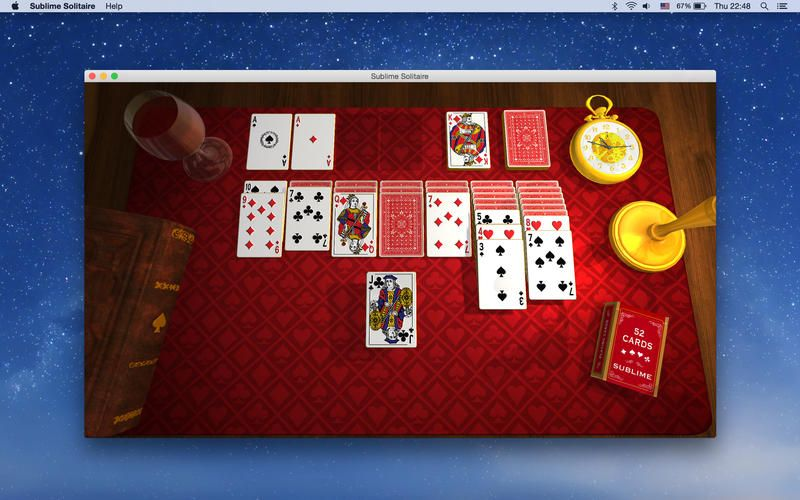 Mac App Sublime Solitaire Games Casino ***** 12